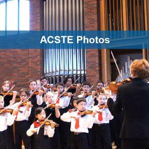 ACSTE Photos