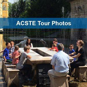 ACSTE Tour Photos