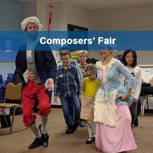 Composers' Fair Photos